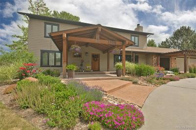 Longmont Single Family Home Under Contract: 2806 Madison Drive