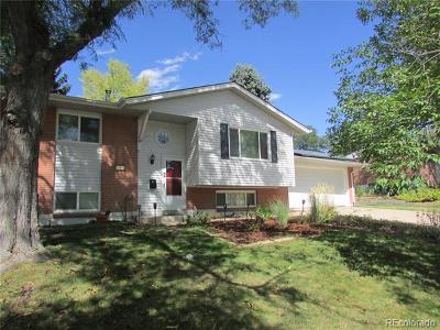Denver Single Family Home Active: 8403 East Mansfield Avenue