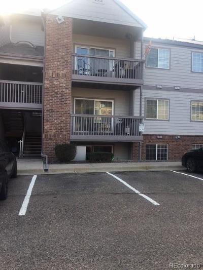 Arvada Condo/Townhouse Under Contract: 6310 Oak Street #107