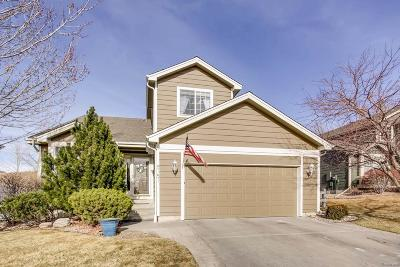 Castle Pines Single Family Home Under Contract: 8151 Briar Ridge Drive