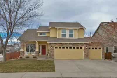Longmont Single Family Home Under Contract: 807 Vireo Court