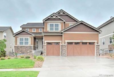 Broomfield Single Family Home Active: 15986 Wheeler Point