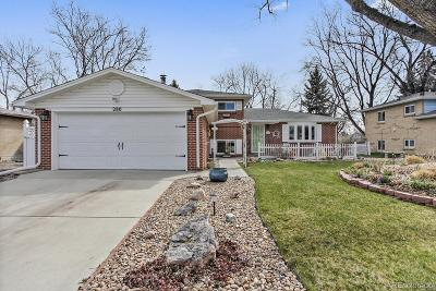Broomfield Single Family Home Under Contract: 280 Garnet Street