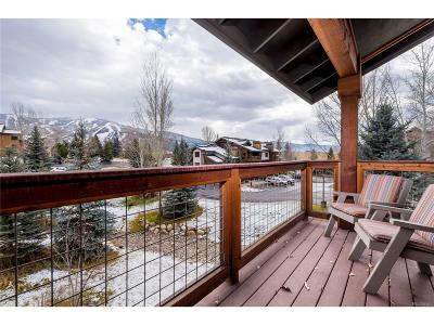 Steamboat Springs Condo/Townhouse Under Contract: 360 Ore House Plaza #304