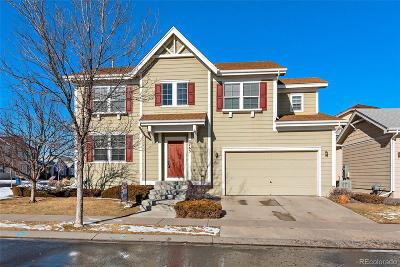 Broomfield Single Family Home Under Contract: 3763 Red Deer Trail