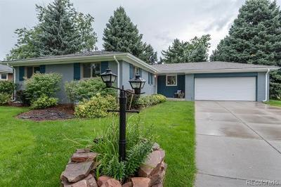Denver Single Family Home Active: 403 South Oneida Way