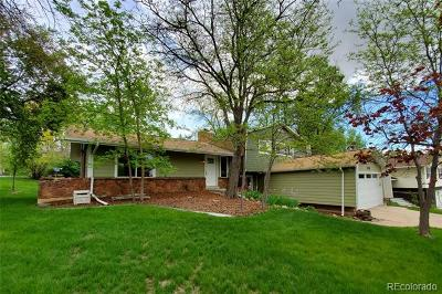 Westgate Single Family Home Active: 2618 South Wadsworth Way