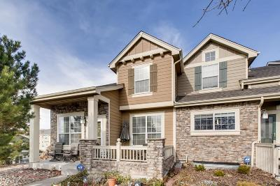 Castle Rock Condo/Townhouse Active: 700 Crooked Y Point