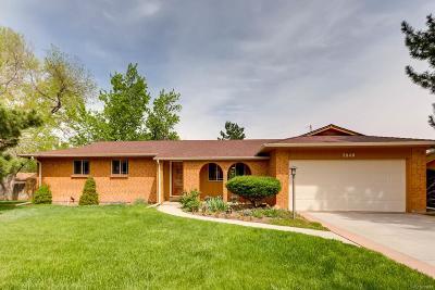 Golden Single Family Home Active: 2040 Ellis Street