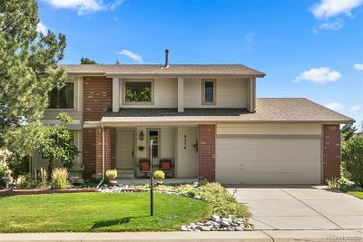 Centennial Single Family Home Under Contract: 8250 South Kearney Street