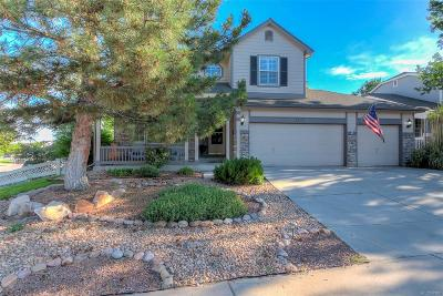 Highlands Ranch Single Family Home Active: 3837 Mallard Lane