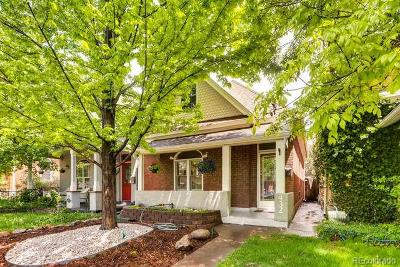 Single Family Home Under Contract: 432 South Grant Street