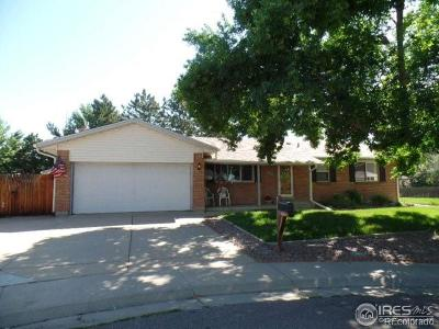 Arvada Single Family Home Under Contract: 8230 Ingalls Circle