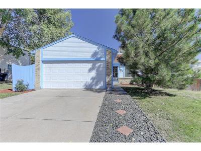 Thornton Single Family Home Active: 9672 Lane Street