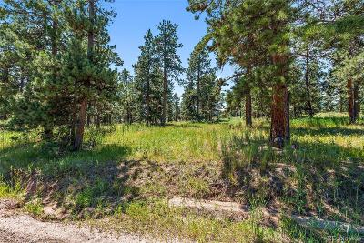Evergreen Residential Lots & Land Active: 8177 Centaur Drive