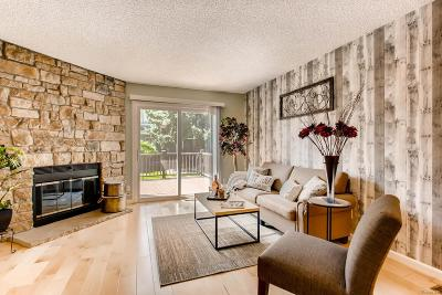 Denver Condo/Townhouse Active: 7474 East Arkansas Avenue #3002