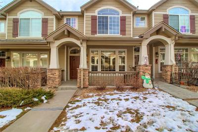 Highlands Ranch Condo/Townhouse Under Contract: 8325 Stonybridge Circle