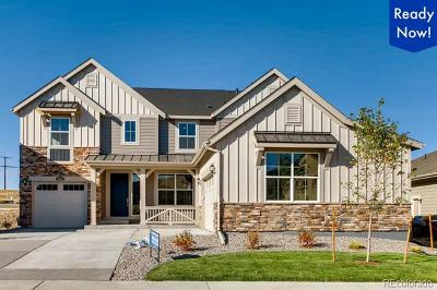 Castle Pines CO Single Family Home Active: $724,900