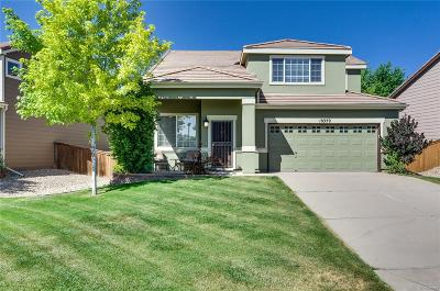 Hawks Point Single Family Home Under Contract: 10359 Tracewood Drive
