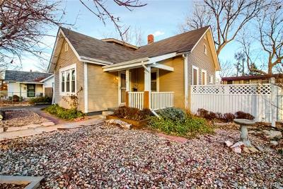Denver Single Family Home Active: 4868 Wyandot Street