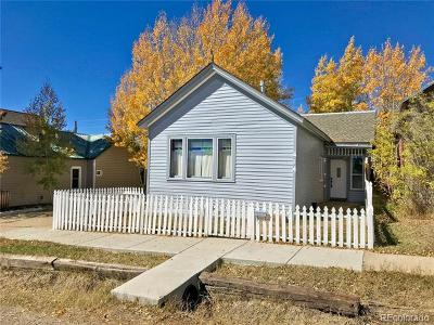 Leadville Single Family Home Active: 414 West 4th Street
