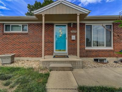 Northglenn Single Family Home Under Contract: 11059 Ogden Street