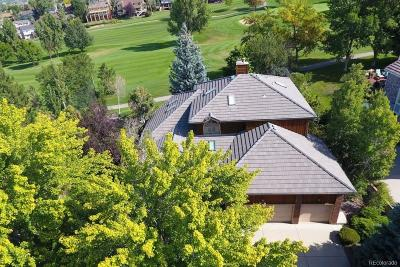 Westminster Single Family Home Under Contract: 2525 Country Club Court