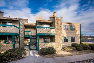 Aurora Condo/Townhouse Active: 15136 East Louisiana Drive #106