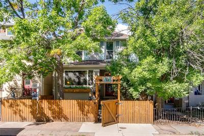 Washington Park Single Family Home Under Contract: 9 South Logan Street
