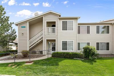 Highlands Ranch Condo/Townhouse Under Contract: 8485 Pebble Creek Way #103