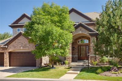 Lone Tree CO Single Family Home Active: $1,169,500