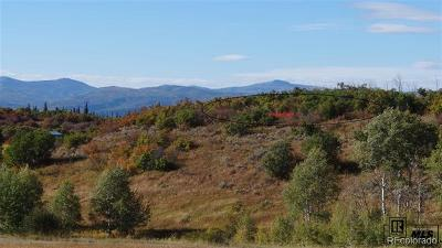 Steamboat Springs Residential Lots & Land Active: 33349 Starwood Way