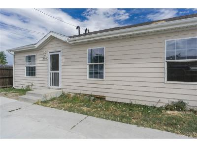 Denver Condo/Townhouse Under Contract: 2693 West 65th Place