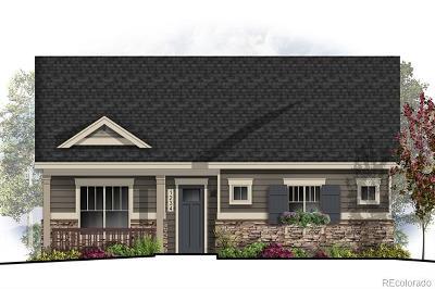 Longmont Single Family Home Active: 831 Widgeon Drive