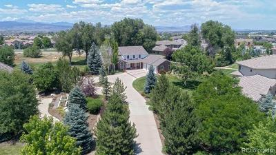 Longmont Single Family Home Active: 3900 Glenn Eyre Drive