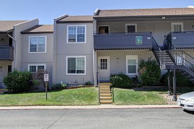 Centennial Condo/Townhouse Under Contract: 7165 South Gaylord Street #E07
