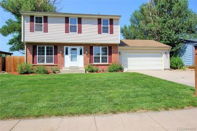 Centennial Single Family Home Active: 17771 East Prentice Drive