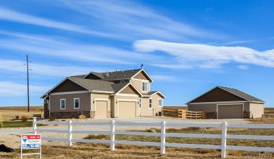 Severance Single Family Home Under Contract: 39552 Hilltop Circle