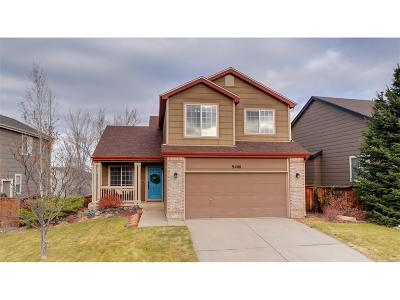 Highlands Ranch Single Family Home Under Contract: 9468 High Cliffe Street