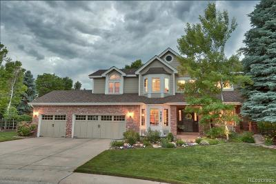 Littleton Single Family Home Under Contract: 7767 South Datura Street