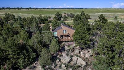 Elbert County Single Family Home Under Contract: 3637 County Road 106