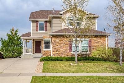 Aurora Single Family Home Under Contract: 19411 East Wyoming Avenue