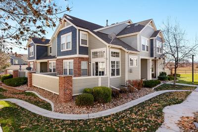Broomfield Condo/Townhouse Under Contract: 13900 Lake Song Lane #O4