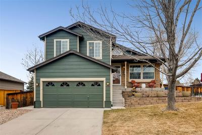 Highlands Ranch, Lone Tree Single Family Home Under Contract: 6523 Laguna Circle