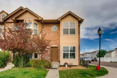 Westminster Condo/Townhouse Under Contract: 8857 Lowell Way