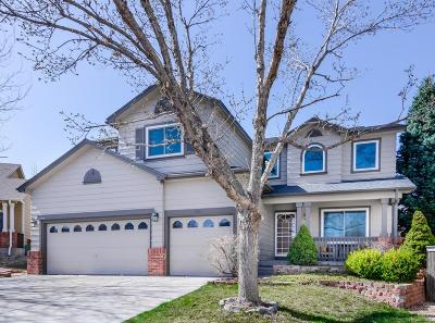 Highlands Ranch Single Family Home Active: 9489 Wolfe Court