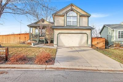 Broomfield Single Family Home Under Contract: 401 Greenway Lane