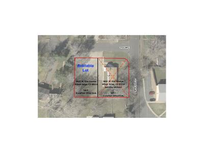 Wheat Ridge CO Residential Lots & Land Active: $265,000
