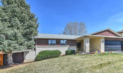 Arvada Single Family Home Active: 6762 Ames Street