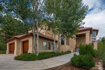 Castle Rock Single Family Home Active: 946 Country Club Parkway
